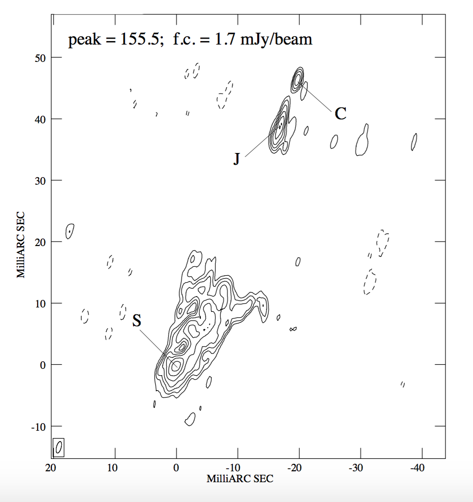 EVN and Global VLBI results and images